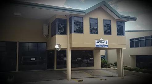 Acu-Vib Sydney office