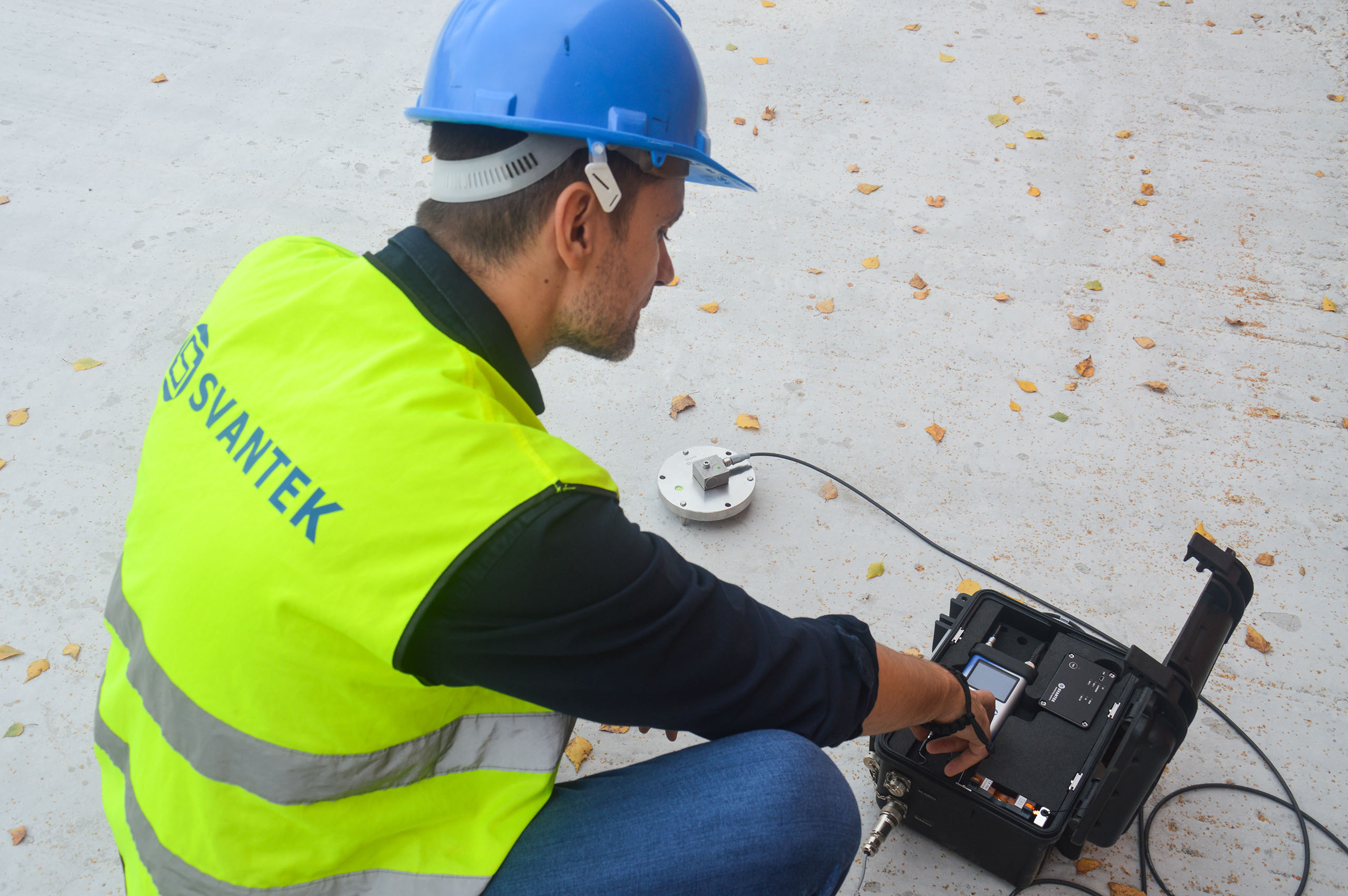 Ground & Building Vibration Systems
