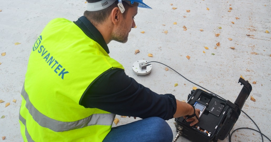 Ground & Building Vibration Monitoring Systems