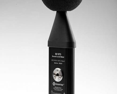SV973 Sound Level Meter Class 2